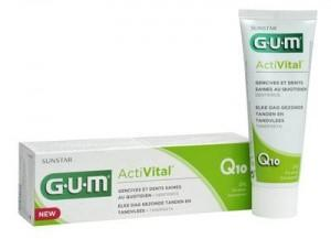 GUM ACTIVITAL gel dentifrice 75 ml
